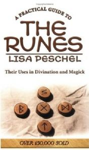 A Practical Guide to the Runes (Book) by Lisa Peschel